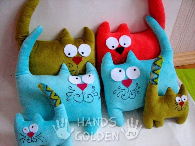 Подушки для котов своими руками выкройки