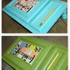Детский стол для рисования