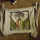 Удобный рюкзак из футболки