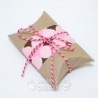 Валентинка-коробка за 10 минут