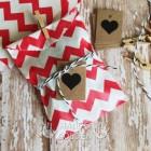 Как упаковать подарок на день влюбленныхм