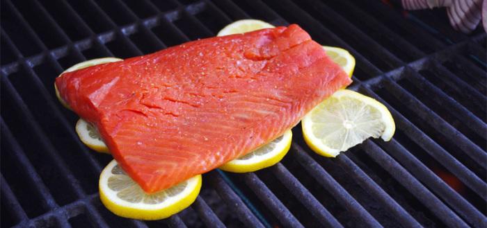 Как сделать что бы рыба не подгорала