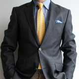 Какой должна быть ширина галстука
