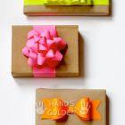Как упаковать подарок женщине - женская упаковка подарка